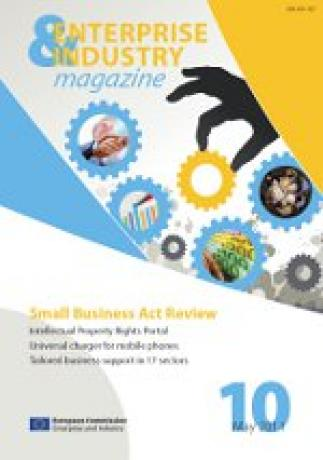 The Enterprise & Industry magazine May 2011