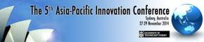5th Asia-Pacific Innovation Conference
