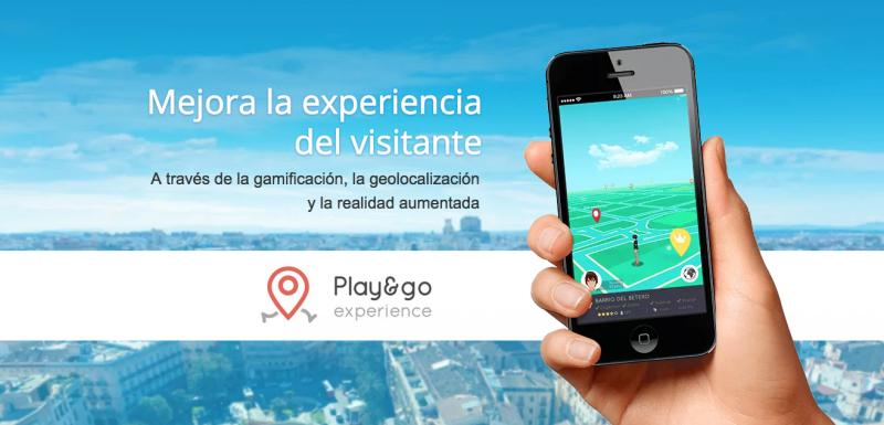 Cabecera Play and Go Experience