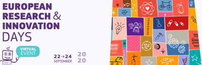 Días Europeos de la Investigación y la Innovación