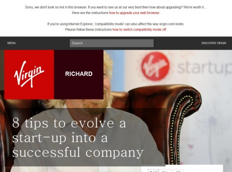 8 tips to evolve a start-up into a successful company - Virgin.com